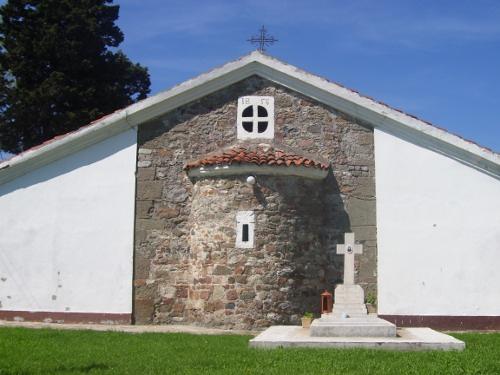 Манастирска Църква Манастир Поморие 1856 г., изглед към Олтар, Pomorie Monastery Church 1856 snapshot from altar