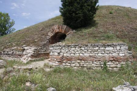 Анхиало древно Поморие могила, anchialo ancient pomorie hill