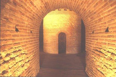 Анхиално древна църква гробница, anchialo ancient church tomb