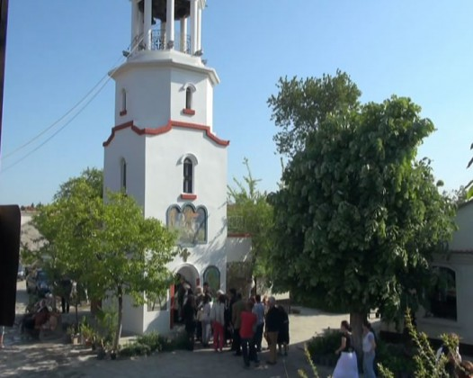 Pomorie Monastery Saint martyr George on the monastery feast